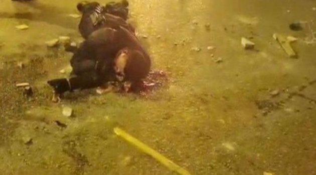 Πως περιγράφει την επίθεση ο αστυνομικός: «Φοβήθηκα πως θα με σκοτώσουν με το όπλο μου» (Videos)