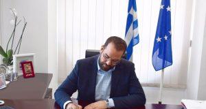 Νεκτάριος Φαρμάκης: «Γενναία μέχρι τέλους η Φώφη Γεννηματά»
