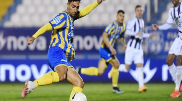 SL1 – Νίκος Βέργος: «Στόχο μας είναι να παραμείνουμε στην κατηγορία»
