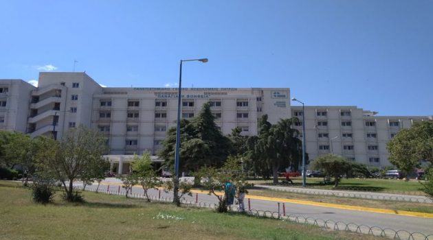 Νοσοκομείο Ρίου: Ανοίγει και 5η κλινική Covid