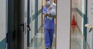 Πάτρα: Γεμάτες οι Μ.Ε.Θ. στο Πανεπιστημιακό Νοσοκομείο