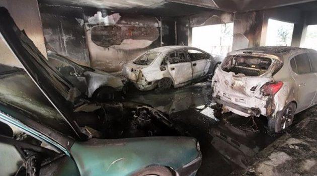 Φωτιά σε πολυκατοικία στη Θεσσαλονίκη: Οπαδική βία «βλέπουν» οι Αρχές