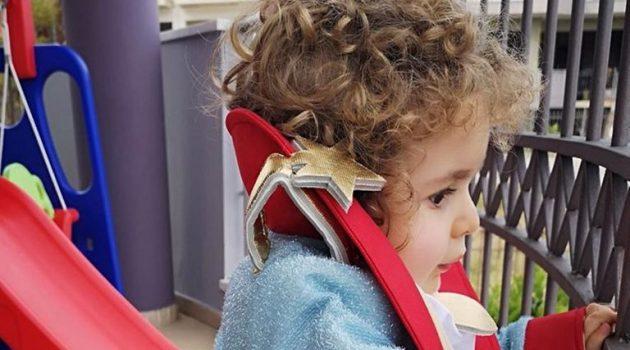 Παναγιώτης-Ραφαήλ: Ντύθηκε «Μικρός Πρίγκιπας» – Το συγκινητικό μήνυμα