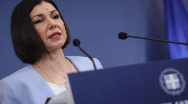 Πελώνη: «Ο ΣΥ.ΡΙΖ.Α. οξύνει το πολιτικό και κοινωνικό κλίμα»