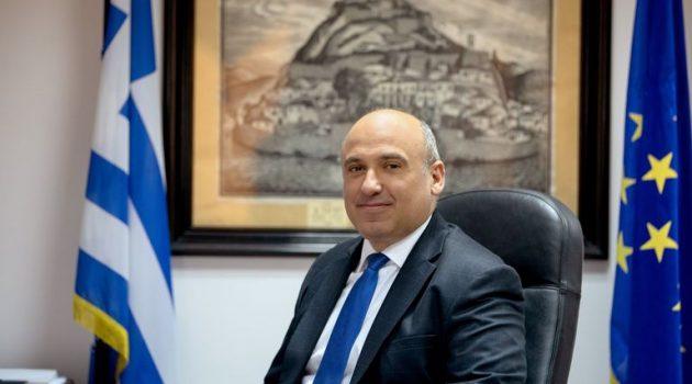 Β. Γκίζας: «Ο Δήμος μας αποκτά υπεραξία έχοντας έτοιμους φακέλους για σημαντικά έργα»