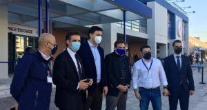 Σχοινάς: «Πρωταθλήτρια Ευρώπης η Ελλάδα στους εμβολιασμούς»
