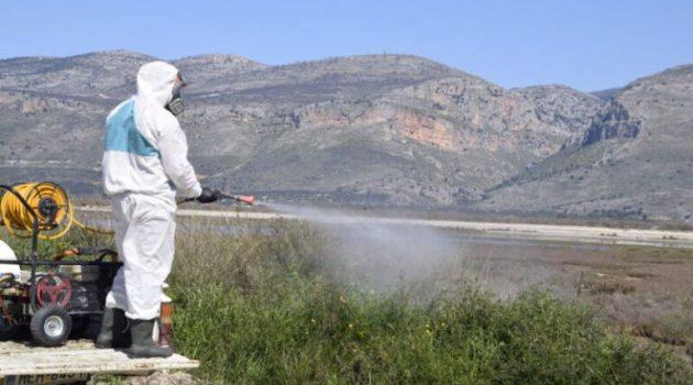 Ξεκινούν οι ψεκασμοί για τα κουνούπια από την Περιφέρεια Δυτικής Ελλάδας