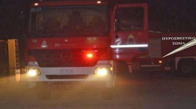 Νεκρός από πυρκαγιά σε σπίτι στα Βριλήσσια