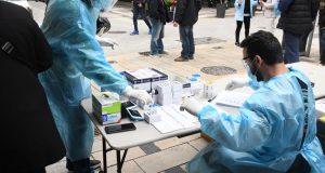 Αιτωλοακαρνανία – Ε.Ο.Δ.Υ.: Διενεργήθηκαν 349 Rapid Tests – Έξι θετικά