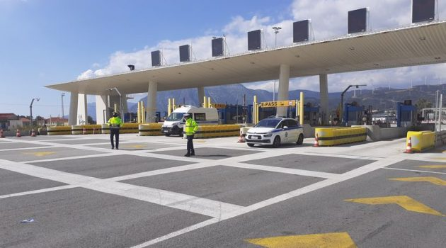 Χωρίς κίνηση η Γέφυρα Ρίου – Αντιρρίου | Αυστηροί έλεγχοι (Photos)