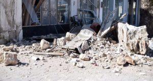 Σεισμός 6 ρίχτερ στην Ελασσόνα: Κατέρρευσε σπίτι αλλά και τοίχος…