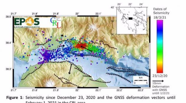 Ο Άκης Τσελέντης για την έντονη σεισμική δραστηριότητα στην Αχαΐα