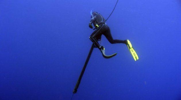 Πρόστιμο για παράνομο υποβρύχιο ψάρεμα με μπουκάλες στο Μεσολόγγι