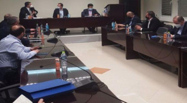 Σπ. Λιβανός: «Προτεραιότητά μας η προώθηση των ελληνικών προϊόντων στο εξωτερικό»