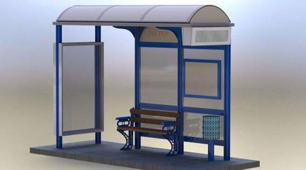 Δ. Αμφιλοχίας: Προμήθεια καινούριων στάσεων λεωφορείων
