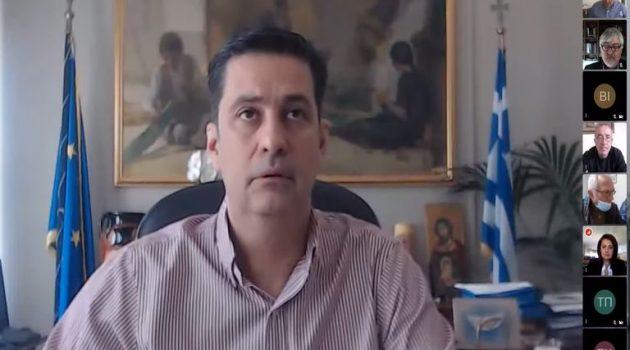 Αγρίνιο: Δείτε live την 7η Τακτική Συνεδρίαση του Δημοτικού Συμβουλίου