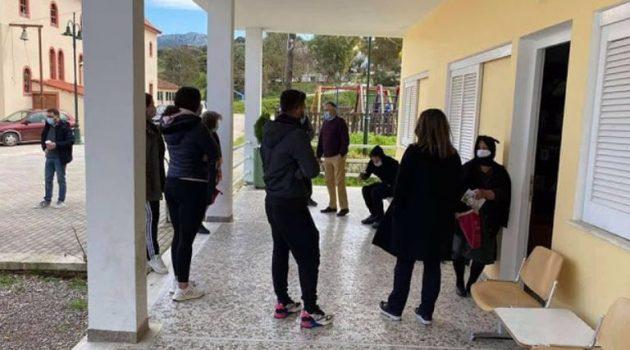 Δήμος Ακτίου-Βόνιτσας: Τρία κρούσματα κορωνοϊού ανέδειξαν τα tests στην Πλαγιά (Photos)