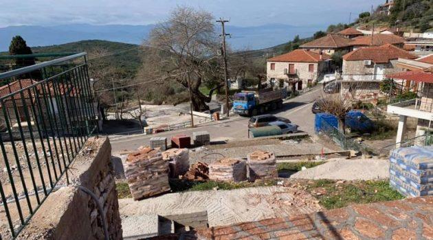Κωνσταντάρας: «Σε εξέλιξη ένα ξεχωριστό έργο ανάπλασης κοινόχρηστων χώρων» (Photos)