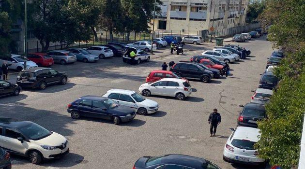 Αγρίνιο: «Σαφάρι» της Tροχαίας – Κλήσεις και αφαίρεση πινακίδων (Photo)