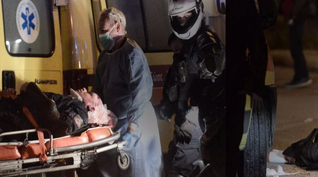 Νέα Σμύρνη -Τα πρώτα λόγια του τραυματία αστυνομικού: «Είμαι καλά, θα αντέξω»