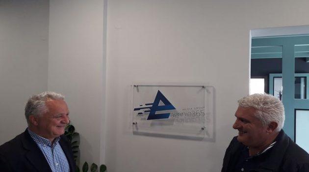 Ο Γ. Κοντογιάννης στον Antenna Star για το πρόγραμμα Αγροτικής Ανάπτυξης στην Δ.Ε. (Ηχητικό)
