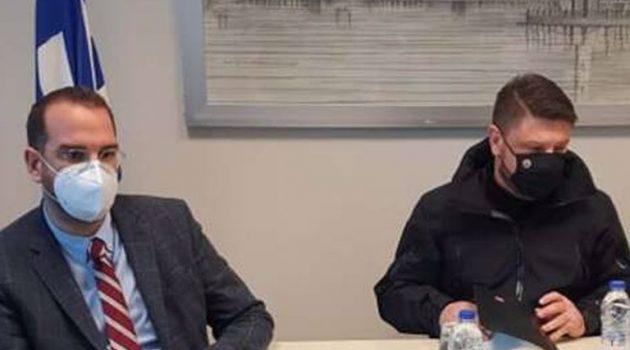 Νίκος Χαρδαλιάς από την Πάτρα: «Φτάνουμε στο τέλος» (Video)