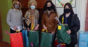 Αγρίνιο: Η «Ακτίνα Εθελοντισμού» προσφέρει δώρα στον Ξενώνα Φιλοξενίας Γυναικών…