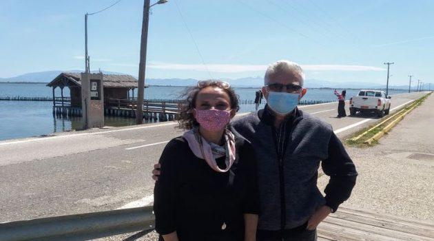 Μεσολόγγι: Μεγάλο έργο για τη λιμνοθάλασσα δημοπρατείται σε δύο μήνες