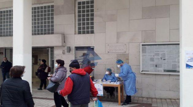 Ε.Ο.Δ.Υ.: 73 νέα κρούσματα στην Π.Ε. Αιτωλοακαρνανίας