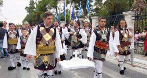 Ο σύλλογος πανηγυριστών «Αη Συμιός» δεν συμμετέχει στις εκδηλώσεις της…