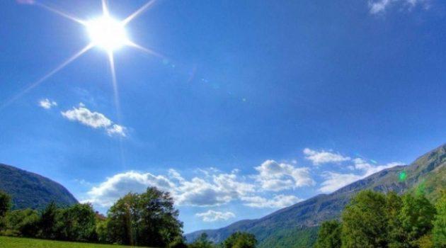Αγρίνιο: Ο καιρός το διήμερο του Μεγάλου Σαββάτου και την Κυριακή του Πάσχα