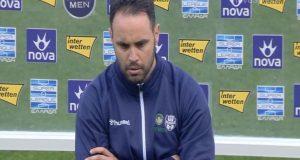 SL1 – Θοδωρής Αντωνόπουλος: «Δεν είχαμε αμυντική ισορροπία» (Video)