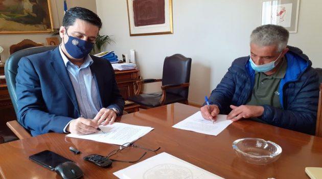 Αγρίνιο – Γ. Παπαναστασίου: «Ξεκινάμε εκτεταμένο πρόγραμμα ασφαλτοστρώσεων»