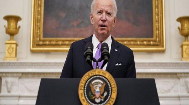 Μπάιντεν: «Υπεραμύνθηκε σθεναρά» της απόφασης για αποχώρηση από το Αφγανιστάν