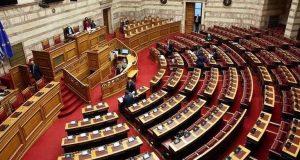 Αποχώρησε ο ΣΥ.ΡΙΖ.Α. από την ψήφιση για την ασυλία λοιμωξιολόγων