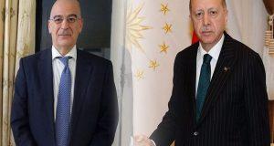 Άγκυρα: Καθοριστικό τετ-α-τετ Δένδια – Ερντογάν | Ενδεχόμενο συνάντησης με…