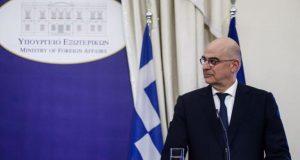 Πρόσκληση Δένδια σε Τσαβούσογλου να επισκεφθεί την Αθήνα
