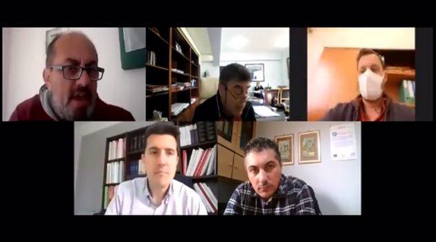 Ο Γ. Αποστολάκης για την αποκομιδή των απορριμμάτων του Δήμου Ακτίου-Βόνιτσας (Video)