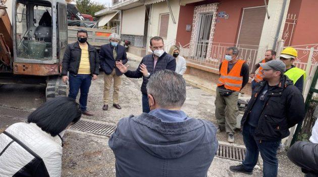 Ν. Φαρμάκης: «Οι πολίτες της Αιτωλ/νίας έχουν δικαιώματα σε υποδομές υψηλού επιπέδου» (Photos)