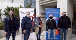 Αγρίνιο – Εθελοντική Αιμοδοσία: Μεγάλη η προσέλευση των πολιτών (Videos…