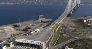 Κυκλοφοριακές ρυθμίσεις στην Γέφυρα Ρίου-Αντιρρίου