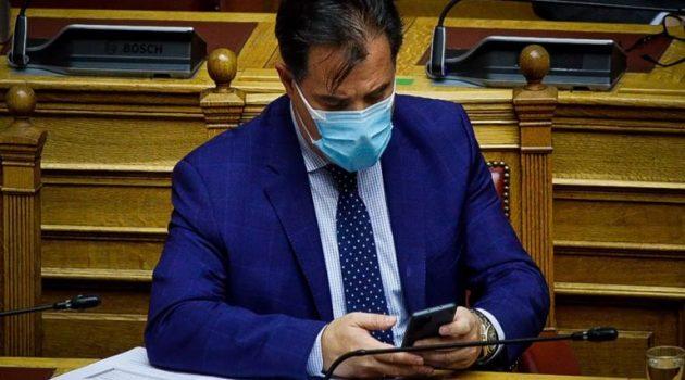Γεωργιάδης: «Απολύσεις ανεμβολίαστων στον ιδιωτικό τομέα από τον Σεπτέμβριο»