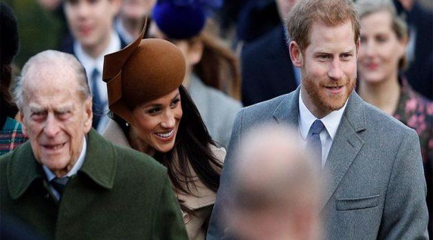 Πρίγκιπας Φίλιππος: Ο Χάρι θα πάει στην κηδεία χωρίς τη Μέγκαν