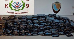Σύλληψη στην Ηγουμενίτσα για 283 κιλά κάνναβης αξίας 1,8 εκατ.…