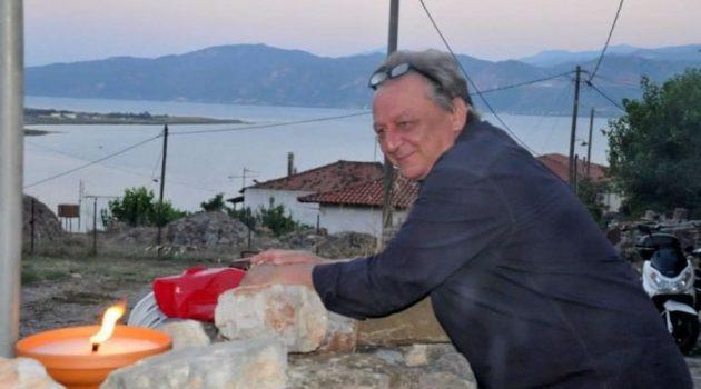 Κωνσταντάρας για Καρακώστα: «Θεωρώ μεγάλη απώλεια την εκδημία του!»