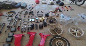 Πάτρα: Εντοπίστηκε και δεύτερο εργαστήριο – συνεργείο με κλεμμένα δίκυκλα…