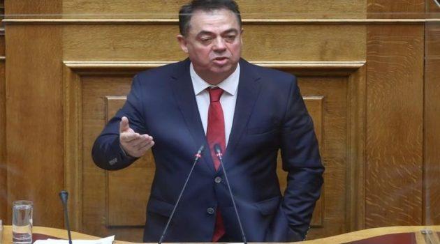 O Δ. Κωνσταντόπουλος για την μοριοδότηση των στελεχών των Εν. Δυνάμεων στο Άκτιο (Video)