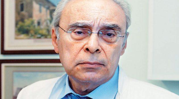 Θλίψη για τον θάνατο του Μεσολογγίτη Καθηγητή Ιατρικής στο Ε.Κ.Π.Α., Κώστα Φωτιάδη