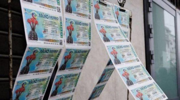 Κι άλλος τυχερός στο Αγρίνιο – Κέρδισε το Λαϊκό λαχείο