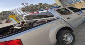 Λιμενικό Μεσολογγίου: Εντόπισε και κατάσχεσε παράνομα αλιευτικά εργαλεία (Photo)